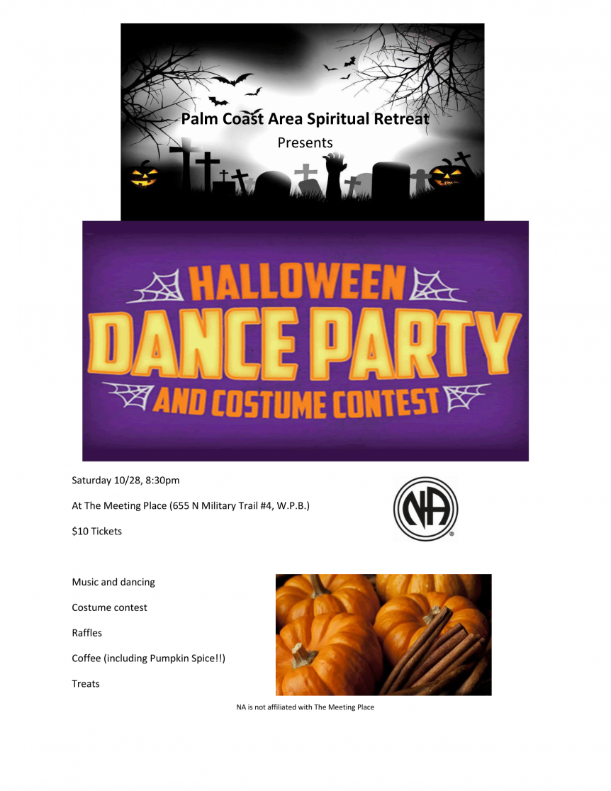 Halloween Dance - October 28, 2017